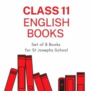 Class 11 English Books -Set of 8